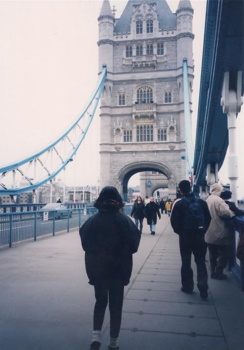 タワーブリッジ*