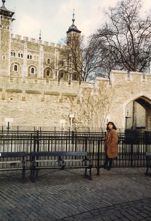 ロンドン塔1991.1