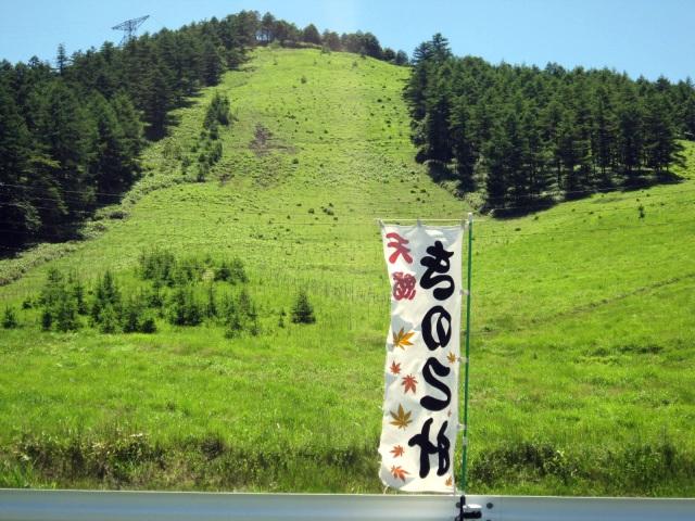 旧和田村スキー場跡