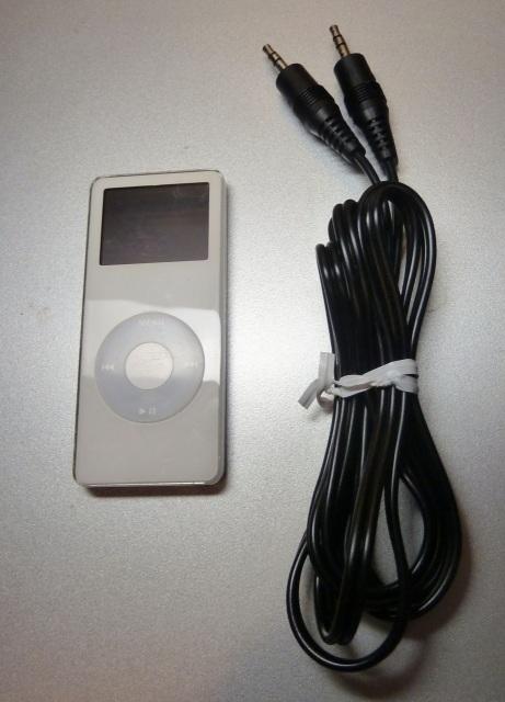 iPod & ピンジャック