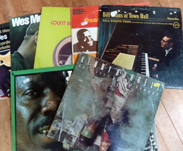 ジャズのレコード