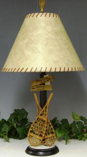 スノーシューのランプ