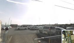 駐車場20090625