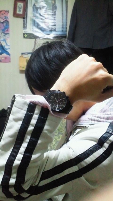 3万オーバーの時計!Σ(゚Д゚)