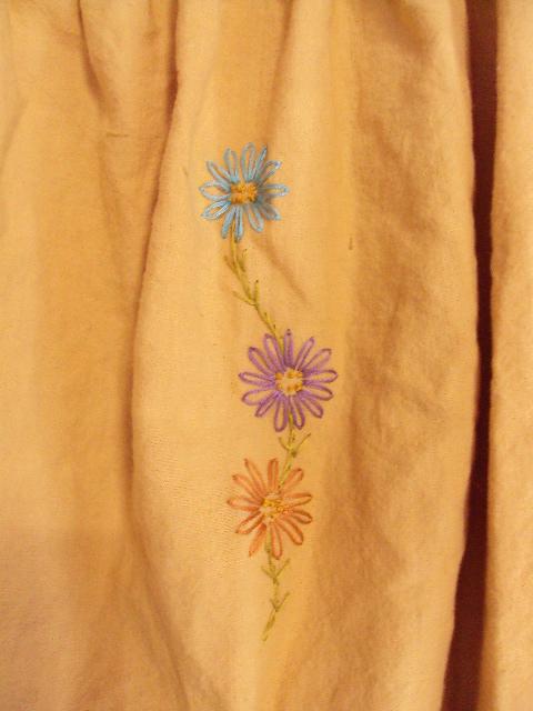 3色Daisyワンピース黄色4
