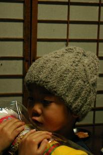 zuちゃんアラン男の子キャップ