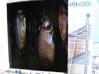 第3回燻製大会(魚の部)