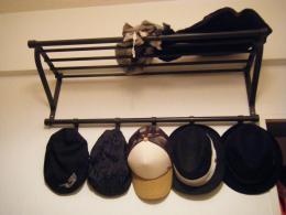 帽子ハンガー