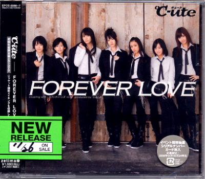 FOREVER LOVE。