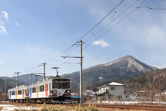 2012/1/31 上田電鉄別所線 八木沢~別所温泉