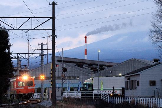 (2012/2/11 岳南鉄道 吉原~ジヤトコ前)