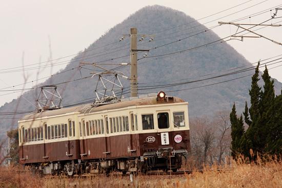 2012/2/26 高松琴平電鉄琴平線 一宮~円座
