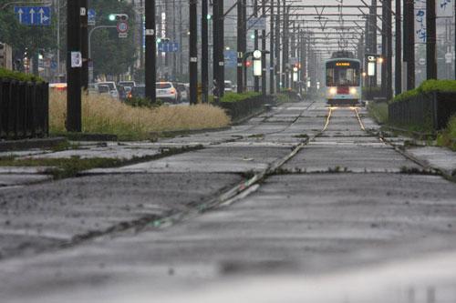 2011/5/28 阪堺電軌阪堺線 綾ノ町