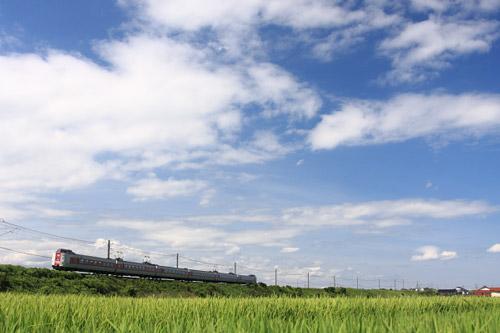 2011/8/5 JR山陰本線 直江~出雲市