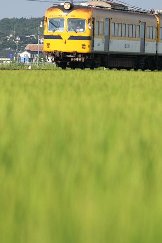 2011/8/3 一畑電車北松江線 雲州平田~布崎