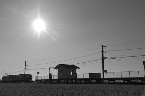 2011/8/4 一畑電車北松江線 雲州平田~布崎