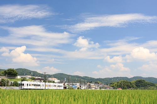 2011/8/14 和歌山電鐵貴志川線 大池遊園~西山口