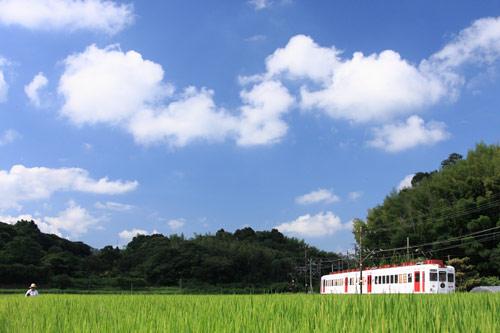 2011/8/27 和歌山電鐵貴志川線 大池遊園~西山口