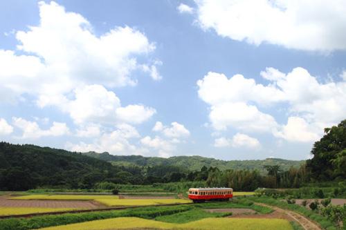 2010/8/25 小湊鉄道 上総大久保~養老渓谷