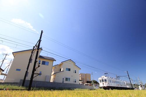 2011/9/23 和歌山電鐵貴志川線 西山口~甘露寺前