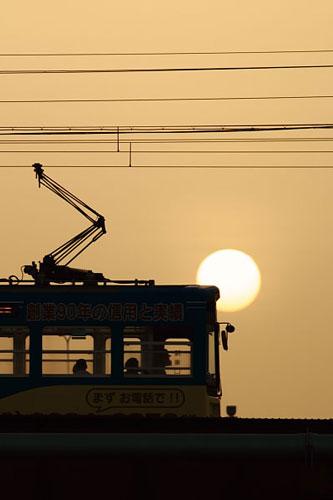 2011/5/2 阪堺電軌阪堺線 大和川