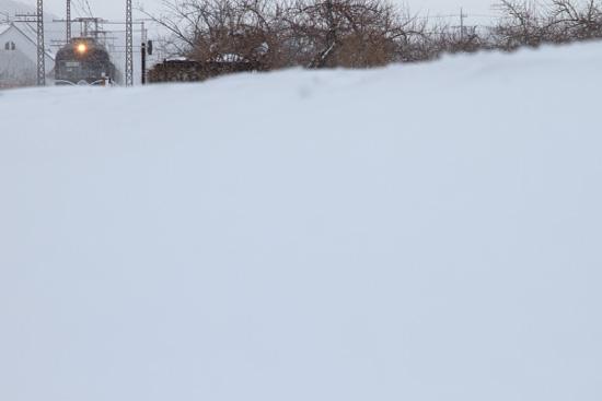 2011/1/28 長野電鉄 上条