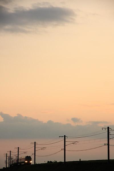 2011/8/3 JR山陰本線 直江~出雲市