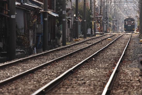 2012/1/7 阪堺電軌阪堺線 今船