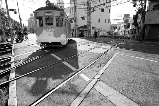 2012/1/7 阪堺電軌阪堺線 住吉