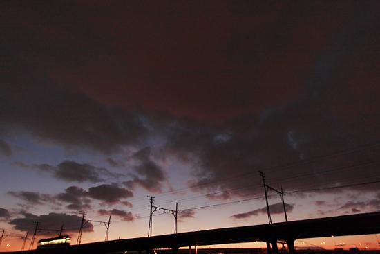 2012/1/8 阪堺電軌阪堺線 我孫子道~大和川