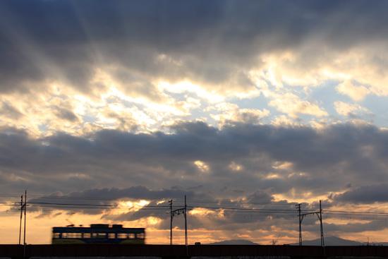 2011/12/11 阪堺電軌阪堺線 我孫子道~大和川