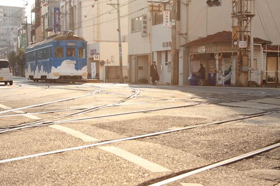 2011/12/29 阪堺電軌阪堺線 住吉