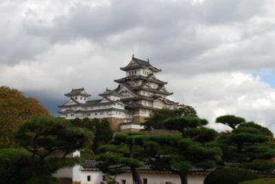 hi.姫路城 西の丸から
