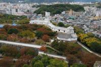 hi.姫路城 天守から西の丸