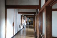 hi.姫路城 長局の廊下