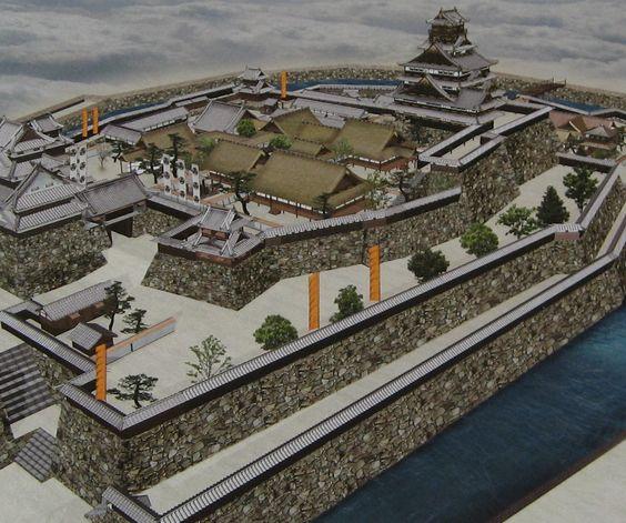 日本百名城の旅お江(47) 『大坂城炎上』