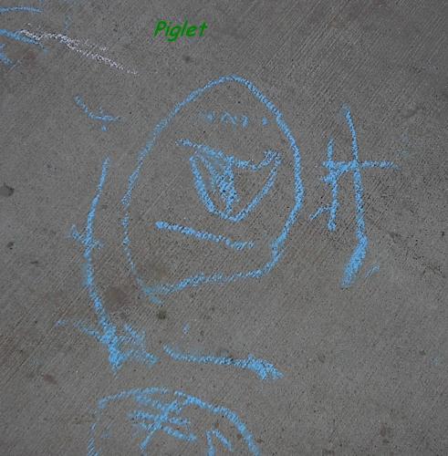 Piglet Art 2