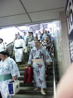 お相撲さん2