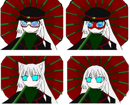 4パターン