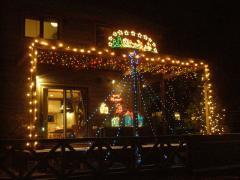 勝組クリスマスのお宅①