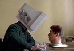 脳ミソ VS パソコン