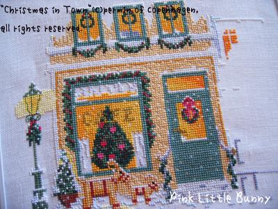 クリスマスインタウン