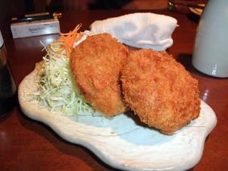 米沢牛入りコロッケ