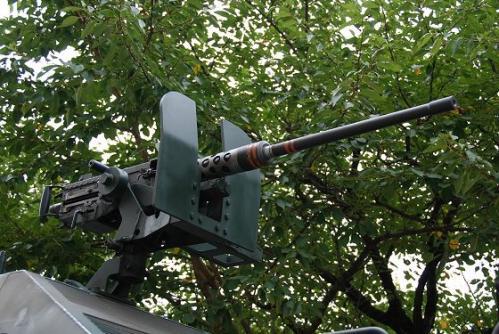 茜さん12,7mm機銃
