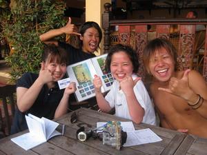 タイ・タオ島・ダイビング・講習・スクーバダイバーコース