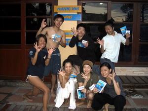 タイ・タオ島・ダイビング・ライセンス・講習