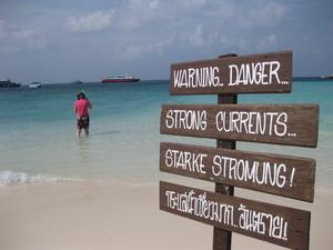 タイ・タオ島・ダイビング・ナンユアン島・ビーチ