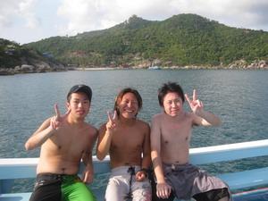 タイ・タオ島・ダイビング・ライセンス・OW講習