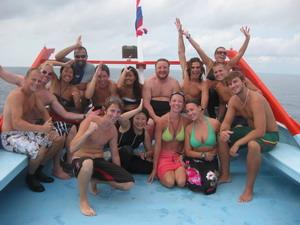 タイ・タオ島・ダイビング・アジアダイバーズボート・ジンベエザメ