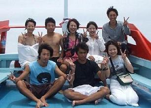 タオ島でオープンウォーターダイバー誕生